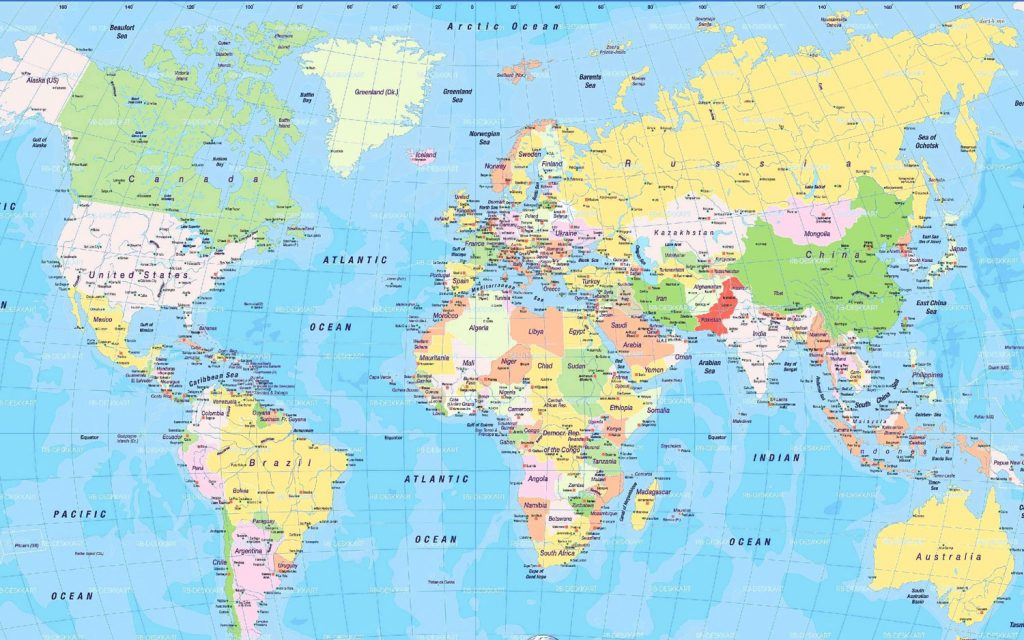 praying for nations
